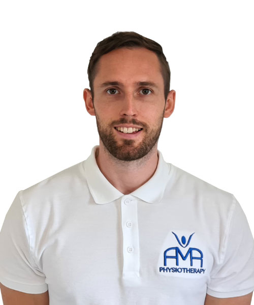 Physiotherapist ROB FENLON